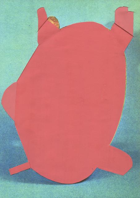 , 'Untitled (figure 7),' 2017, The Ravestijn Gallery