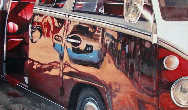 , 'Bloody. Delhi. 1992,' 2012, Anaid Art