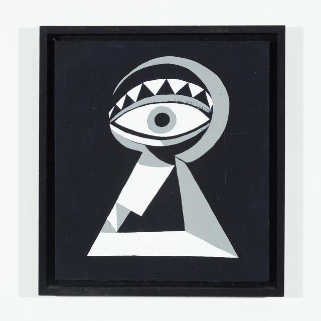 , 'Keyhole prt. 2,' 2017, Ki Smith Gallery