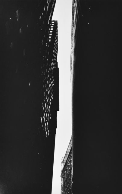 , 'Canyon Buildings, New York,' 1954-1955, HackelBury Fine Art