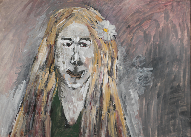 , 'Girl,' 1973, ART4