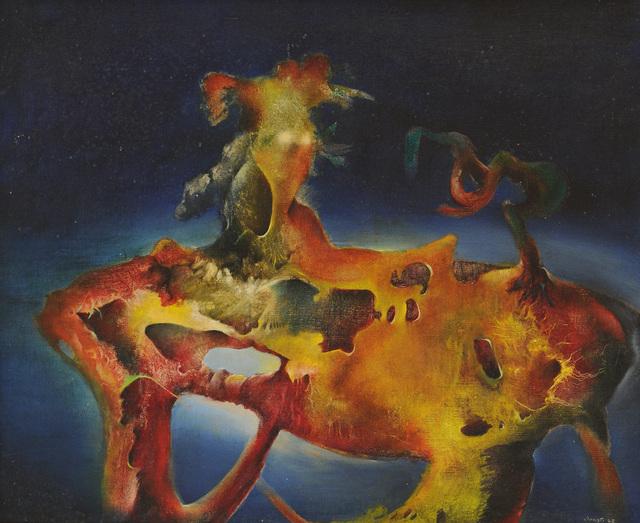 , 'Composition,' 1945, Weinstein Gallery