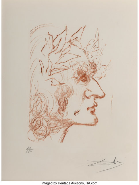 Salvador Dalí, 'Much Ado about Shakespeare, set of 15', 1968, Heritage Auctions