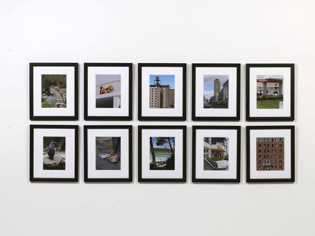 John Miller, 'Shooting Log', 2009, mfc - michèle didier