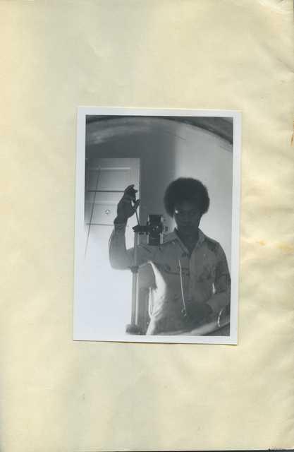 , 'Untitled (Self-Portrait in Mirror),' 1977, Brooklyn Museum