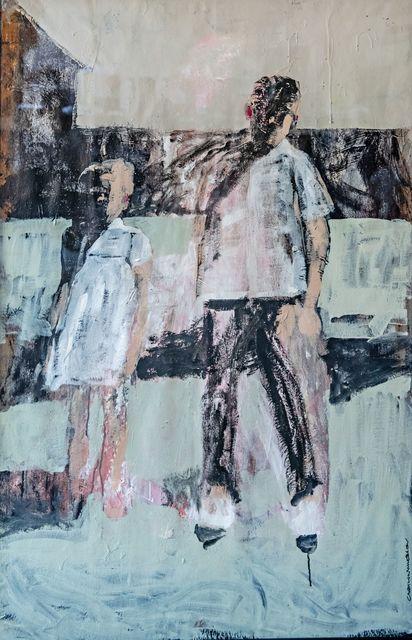 Carylon Killebrew, 'In White, July', 2019, Shain Gallery