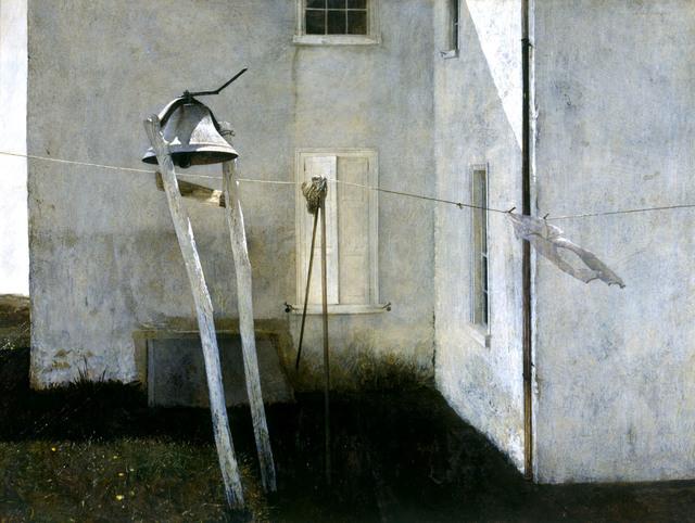 , 'Slight Breeze,' 1968, Seattle Art Museum