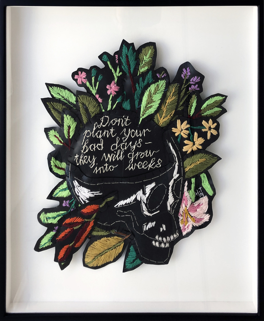 , 'Family Motto,' 2019, 99 Loop Gallery