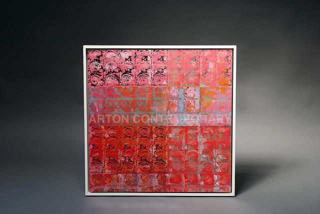 Eric Starosielski, ' Round and Round We Go #18 ', 2018, Arton Contemporary