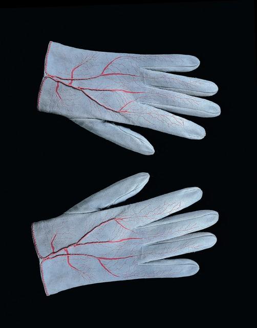 , 'Glove,' 1985, Parkett