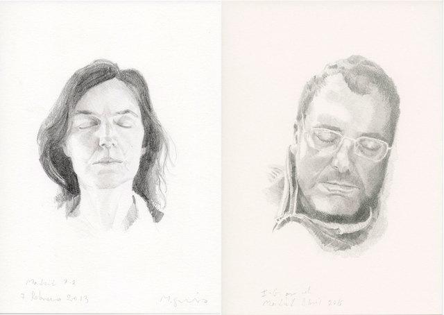 , 'Every Day an Artist,' 2013, Gowen Contemporary