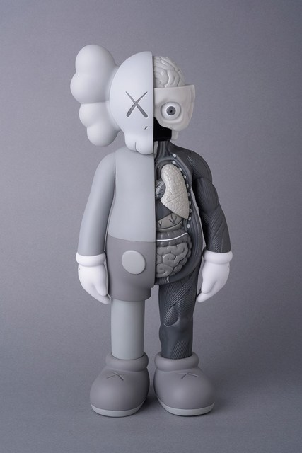KAWS, 'COMPANION GREY (FLAYED) (OPEN EDITION)', 2016, Marcel Katz Art