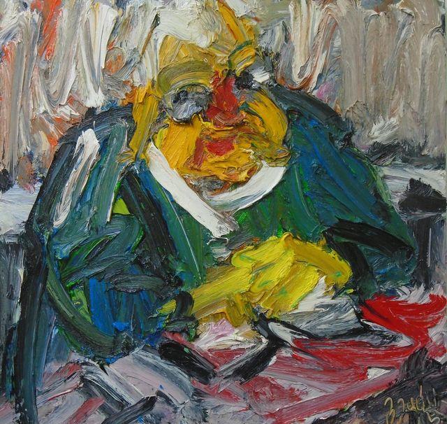 Thomas Brady, 'After Mass', 2015, Bill Lowe Gallery