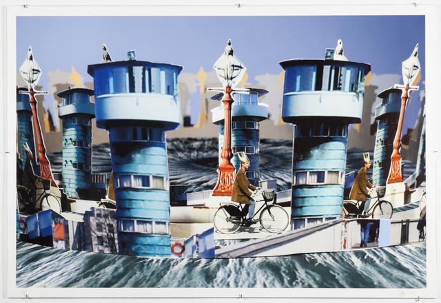 , 'Knippel Louises Bro,' 2014, Ronald Feldman Fine Arts