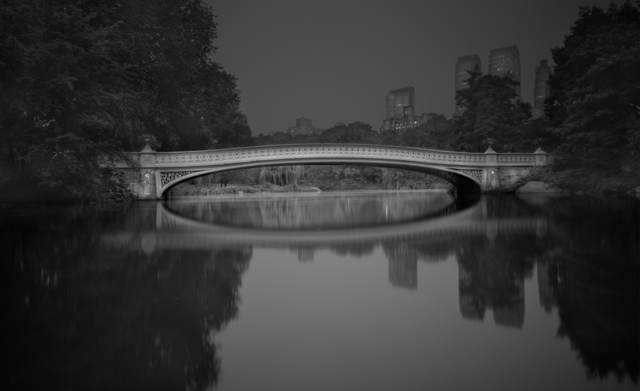 , 'Bow Bridge, Central Park, New York City,' 2009, ClampArt
