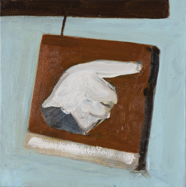 , 'The Glove ,' 2018, Charlie Smith London