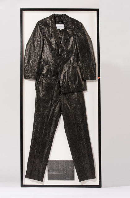 James Rosenquist, 'Paper suit', 1998, The Watermill Center Benefit Auction