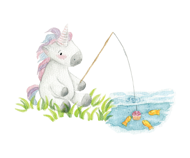 , 'Unicorn Fishing,' 2017, ArtStar