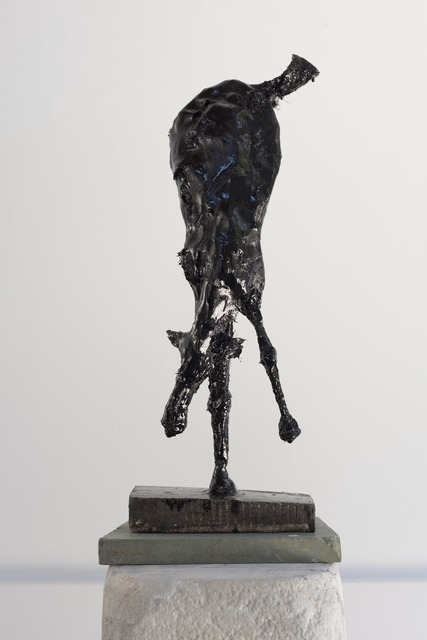 , 'Black Horse Sculpture,' 2015, Seager Gray Gallery