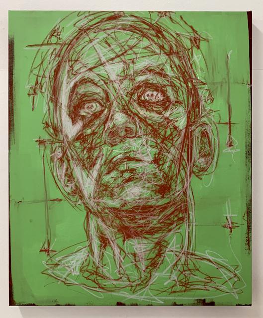 Justin Bower, 'Untitled Drawing', 2019, Coagula Curatorial