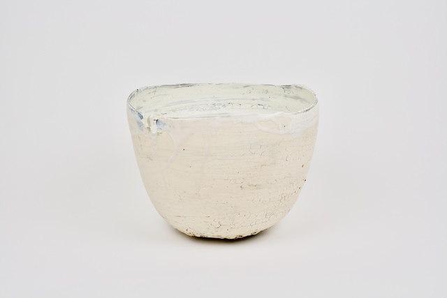 , 'Tall Bowl w/Crack Glaze,' 2017, LACOSTE / KEANE GALLERY