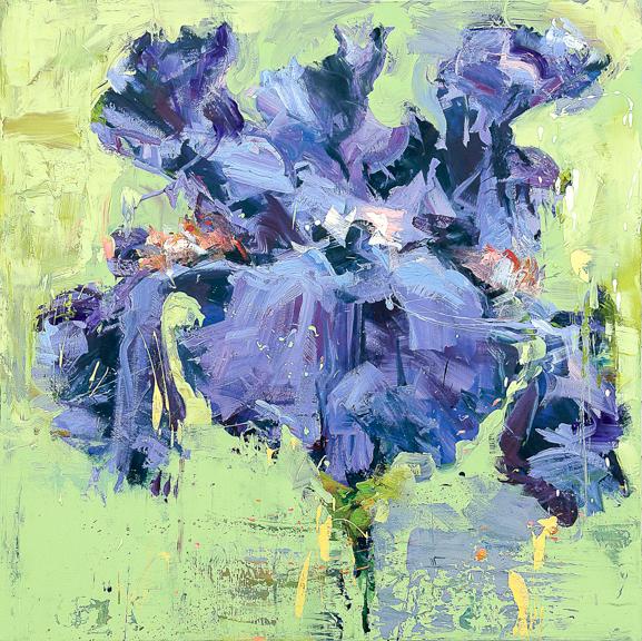 , 'Arabesque IV,' , Eckert Fine Art
