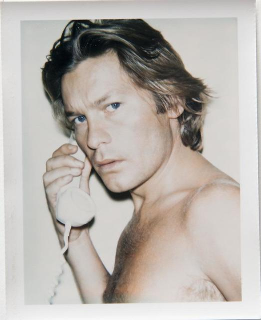 Andy Warhol, 'Andy Warhol, Polaroid Photograph of Helmut Berger, 1973', 1973, Photography, Polaroid, Hedges Projects