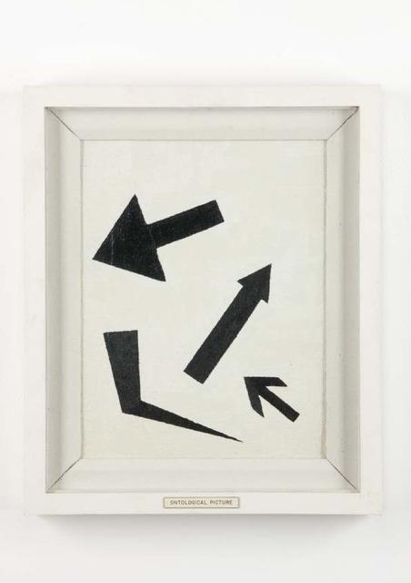 , 'Ontological Picture,' 1999, Vigo Gallery