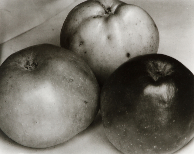 Edward Steichen, 'Three Apples', 1921, Heather James Fine Art