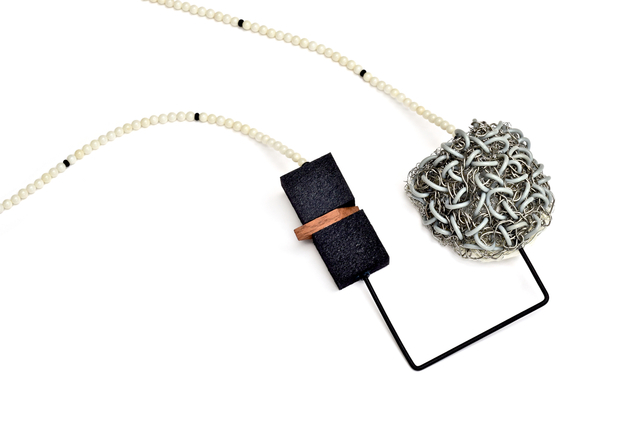 , 'Connection - U,' 2017, Facèré Jewelry Art Gallery
