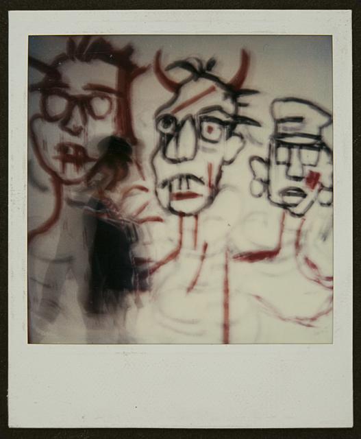 , 'JMB SX 70'S ,' 1982, Jo Shane + Maripol