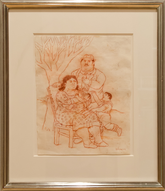 , 'A Family,' 2002, David Benrimon Fine Art