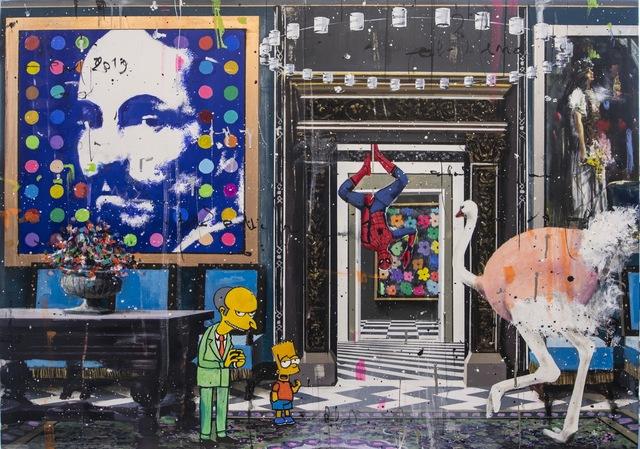 Angelo Accardi, 'I'm so nervous…', 2019, Eden Fine Art