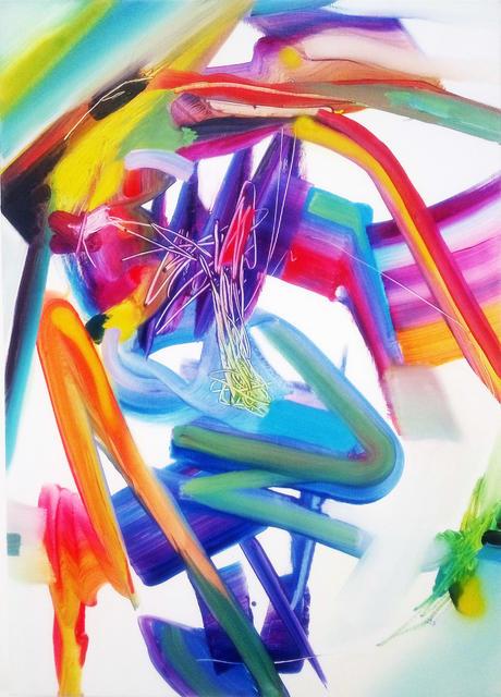 , 'Movimento 5,' 2017, ABC-ARTE