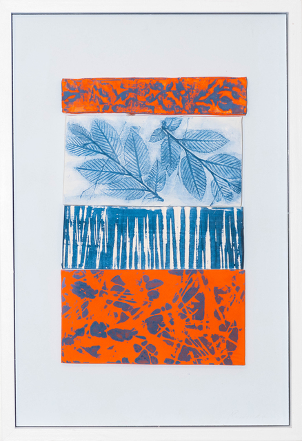 Carol Rissman, 'Folio Series (4)', 2018, L'Attitude Gallery