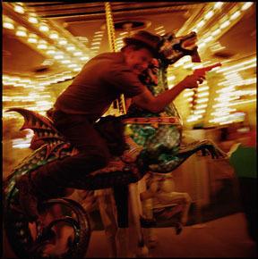 , 'Tom Waits,' 2004, Milk Gallery