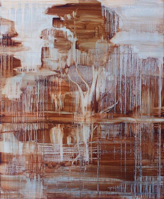 , 'River Gum,' 2017, Dominik Mersch Gallery