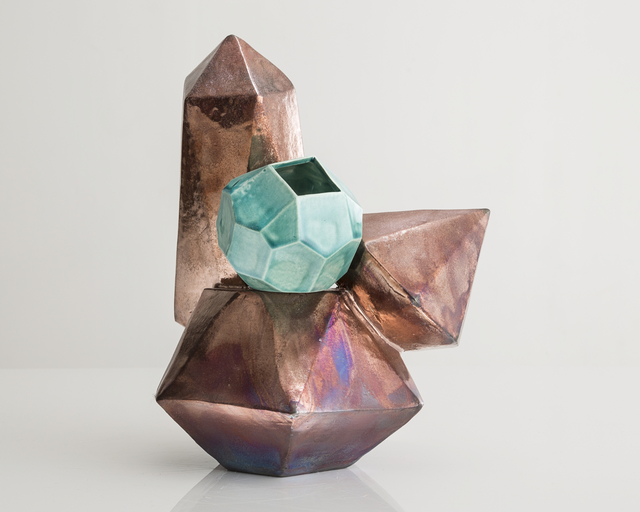 Kelly Lamb, 'Cluster 12 from the Cluster Series, designed and made by Kelly Lamb', 2014, R & Company
