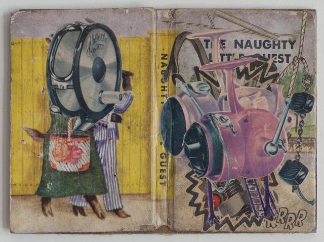 , 'Naughty Guest,' 2014, Tayloe Piggott Gallery