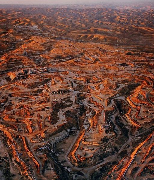Edward Burtynsky, 'Oil Fields #27, Texas City, Texas', 2004, Caviar20