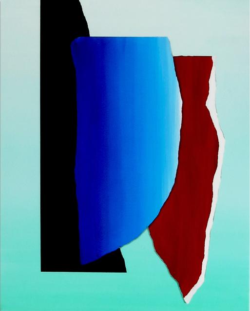 , 'Ebb and flow 8,' 2019, Galerie pompom