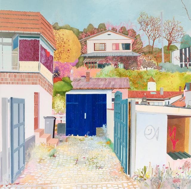 , 'Patiently, From the Window,' 2017, Nancy Margolis Gallery