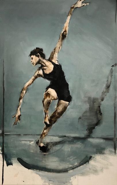 Gabriel Schmitz, '4th floor', 2019, GALERIA JORDI BARNADAS