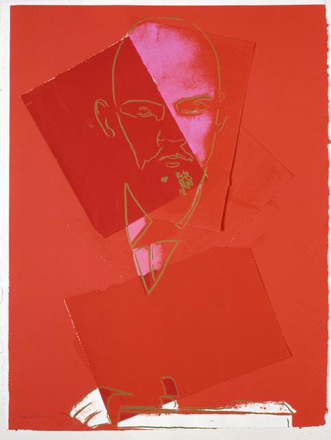 , 'Lenin,' 1986/7, Galerie Klüser