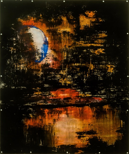 , 'Hunter's Moon,' , ÆRENA Galleries and Gardens