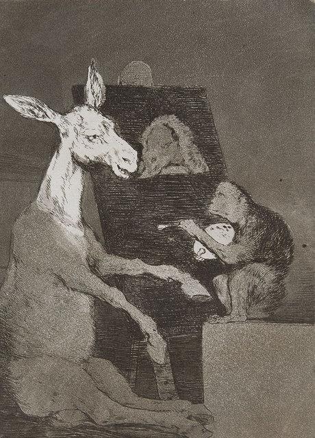 , '41. Ni mas ni menos,' 1799, Eames Fine Art