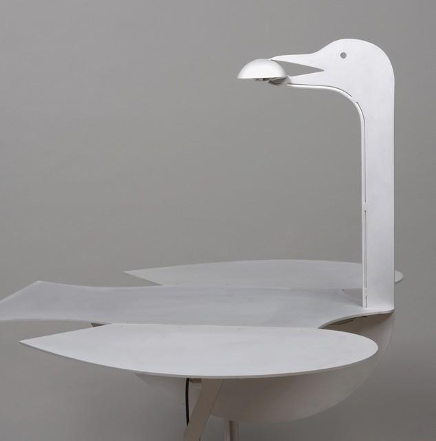 """, '""""Oiseau d'Argent"""" Table,' ca. 1990, Lebreton"""