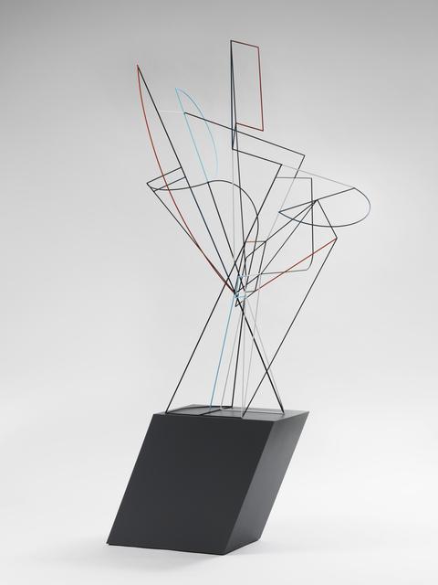 , 'Bend: Spirit,' 2016, Francesca Minini