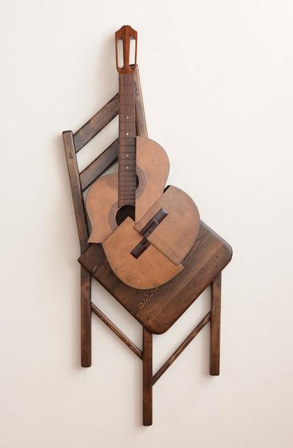 Koji Takei, 'Guitar and Chair ', 2013, William Turner Gallery
