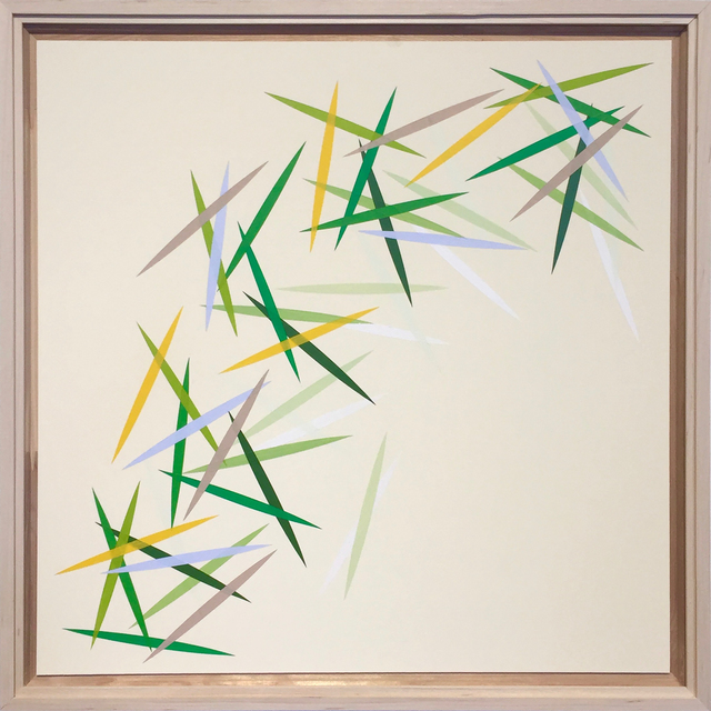 , 'Undulating (Left),' 2018, Newzones